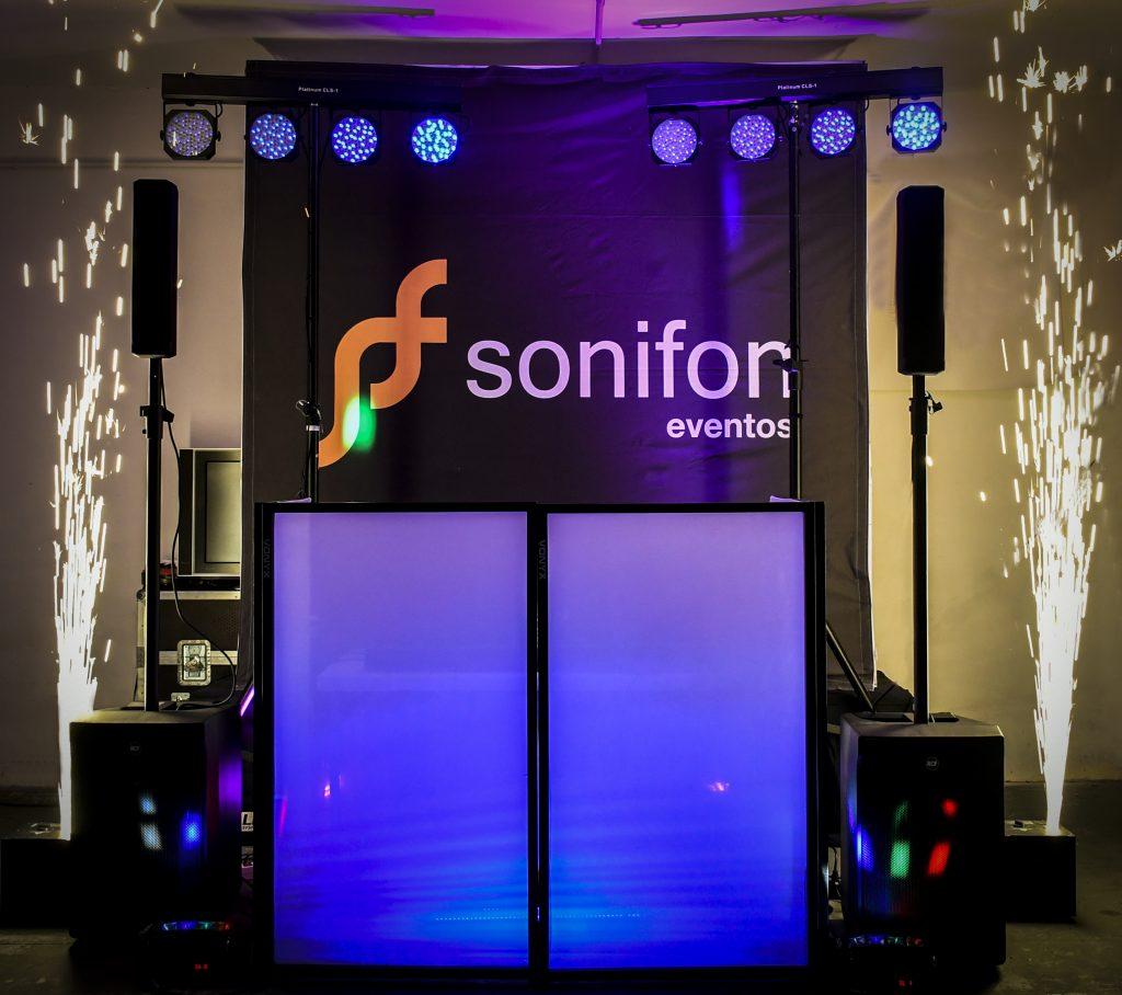 cabina dj sonifon 2020