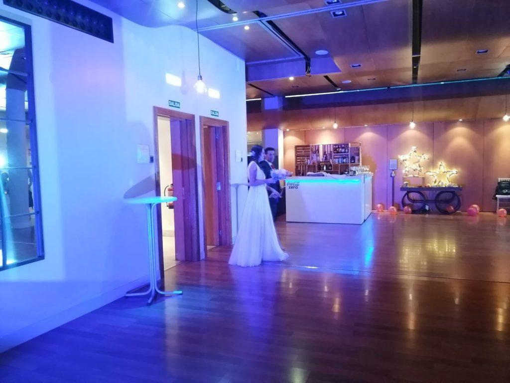 Boda en Hotel ABBA Playa Gijon 2020