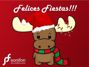 christmas sonifon